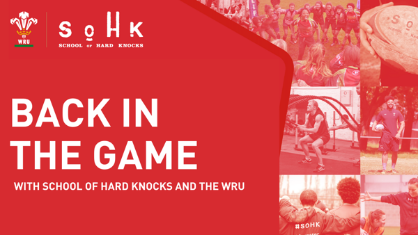 SOHK in partnership with The WRU