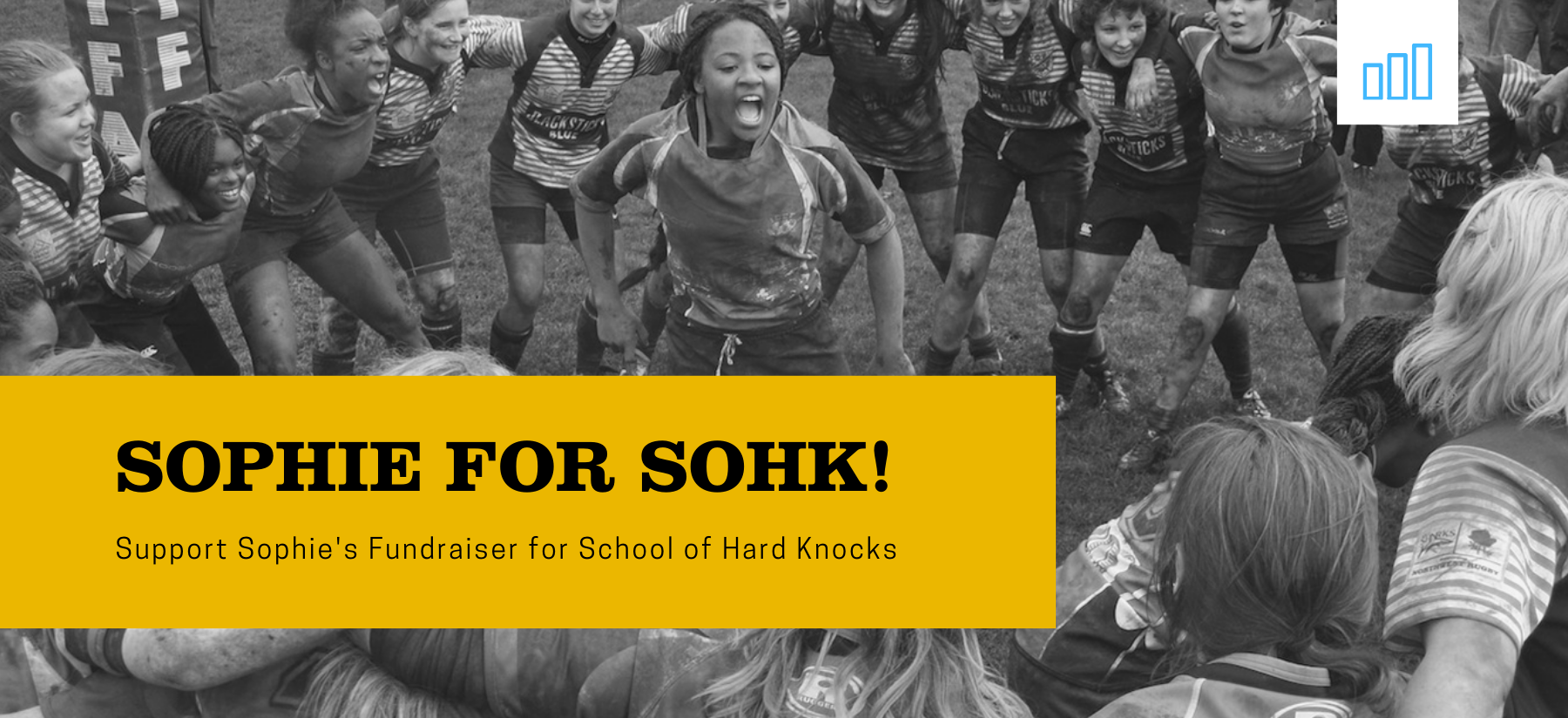 Support Sophies Fundraiser for SOHK