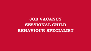 Child Behaviour Specialist