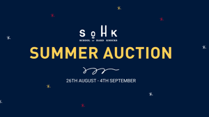 SOHK Summer Auction